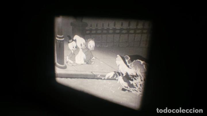 Cine: BOBINA TRES CORTOMETRAJES-1 X 120 MTS-CLASICOS-WALT DISNEY SUPER 8 MM VINTAGE FILM # 352 - Foto 94 - 187945092