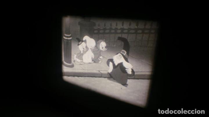 Cine: BOBINA TRES CORTOMETRAJES-1 X 120 MTS-CLASICOS-WALT DISNEY SUPER 8 MM VINTAGE FILM # 352 - Foto 96 - 187945092