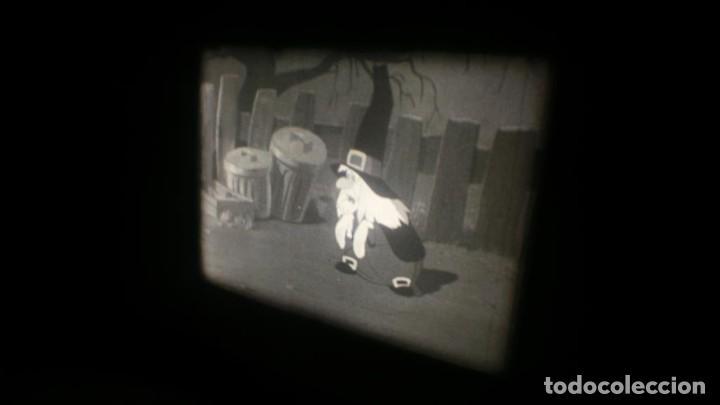 Cine: BOBINA TRES CORTOMETRAJES-1 X 120 MTS-CLASICOS-WALT DISNEY SUPER 8 MM VINTAGE FILM # 352 - Foto 102 - 187945092