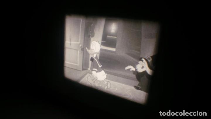 Cine: BOBINA TRES CORTOMETRAJES-1 X 120 MTS-CLASICOS-WALT DISNEY SUPER 8 MM VINTAGE FILM # 352 - Foto 132 - 187945092