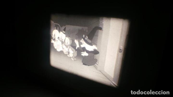 Cine: BOBINA TRES CORTOMETRAJES-1 X 120 MTS-CLASICOS-WALT DISNEY SUPER 8 MM VINTAGE FILM # 352 - Foto 134 - 187945092