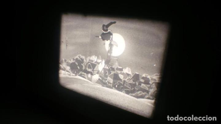 Cine: BOBINA TRES CORTOMETRAJES-1 X 120 MTS-CLASICOS-WALT DISNEY SUPER 8 MM VINTAGE FILM # 352 - Foto 141 - 187945092