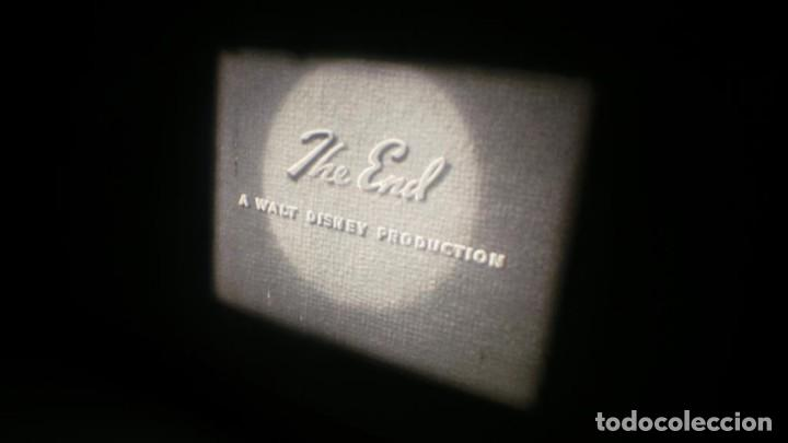 Cine: BOBINA TRES CORTOMETRAJES-1 X 120 MTS-CLASICOS-WALT DISNEY SUPER 8 MM VINTAGE FILM # 352 - Foto 3 - 187945092