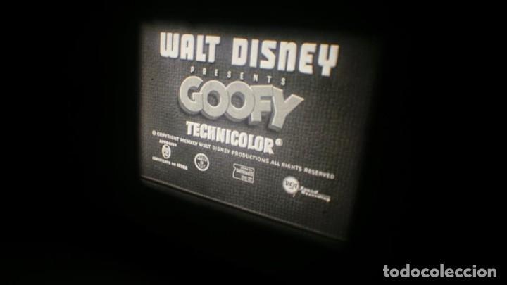 Cine: BOBINA TRES CORTOMETRAJES-1 X 120 MTS-CLASICOS-WALT DISNEY SUPER 8 MM VINTAGE FILM # 352 - Foto 9 - 187945092