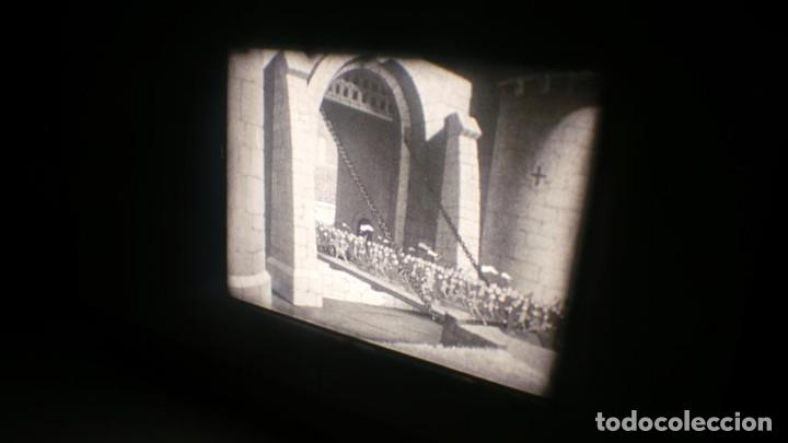 Cine: BOBINA TRES CORTOMETRAJES-1 X 120 MTS-CLASICOS-WALT DISNEY SUPER 8 MM VINTAGE FILM # 352 - Foto 21 - 187945092