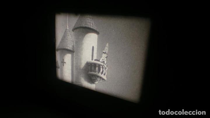 Cine: BOBINA TRES CORTOMETRAJES-1 X 120 MTS-CLASICOS-WALT DISNEY SUPER 8 MM VINTAGE FILM # 352 - Foto 36 - 187945092
