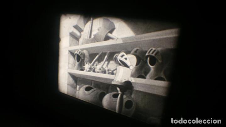 Cine: BOBINA TRES CORTOMETRAJES-1 X 120 MTS-CLASICOS-WALT DISNEY SUPER 8 MM VINTAGE FILM # 352 - Foto 61 - 187945092