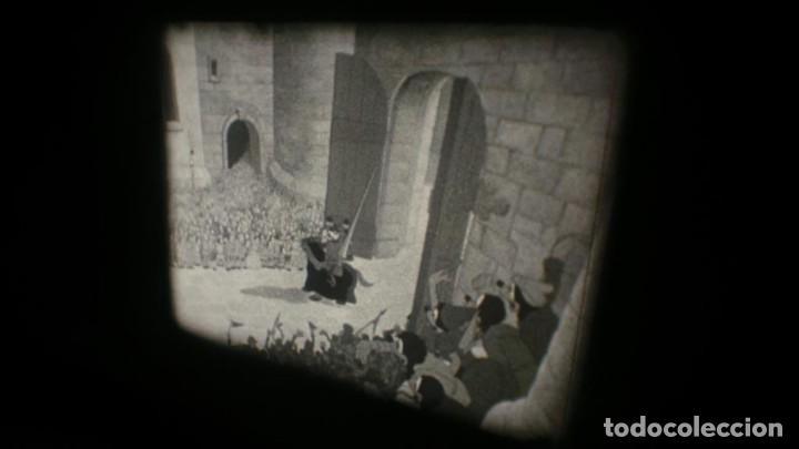 Cine: BOBINA TRES CORTOMETRAJES-1 X 120 MTS-CLASICOS-WALT DISNEY SUPER 8 MM VINTAGE FILM # 352 - Foto 67 - 187945092