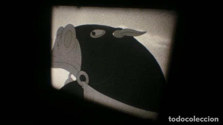 Cine: BOBINA TRES CORTOMETRAJES-1 X 120 MTS-CLASICOS-WALT DISNEY SUPER 8 MM VINTAGE FILM # 352 - Foto 71 - 187945092