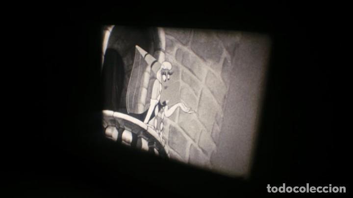 Cine: BOBINA TRES CORTOMETRAJES-1 X 120 MTS-CLASICOS-WALT DISNEY SUPER 8 MM VINTAGE FILM # 352 - Foto 83 - 187945092