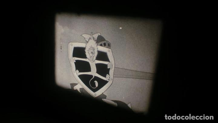 Cine: BOBINA TRES CORTOMETRAJES-1 X 120 MTS-CLASICOS-WALT DISNEY SUPER 8 MM VINTAGE FILM # 352 - Foto 93 - 187945092