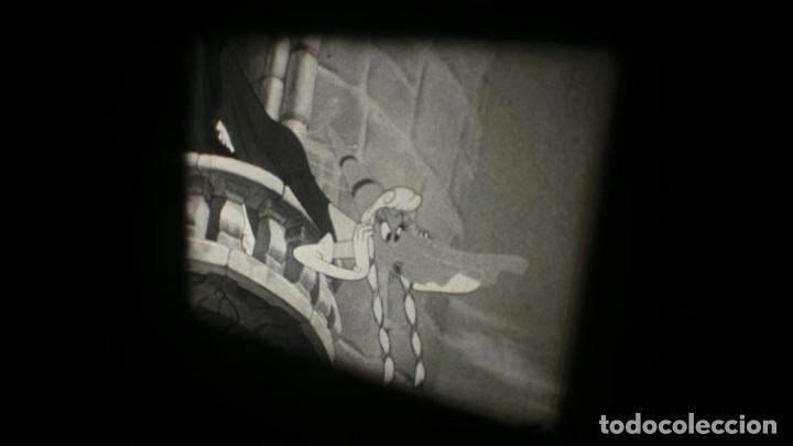 Cine: BOBINA TRES CORTOMETRAJES-1 X 120 MTS-CLASICOS-WALT DISNEY SUPER 8 MM VINTAGE FILM # 352 - Foto 99 - 187945092