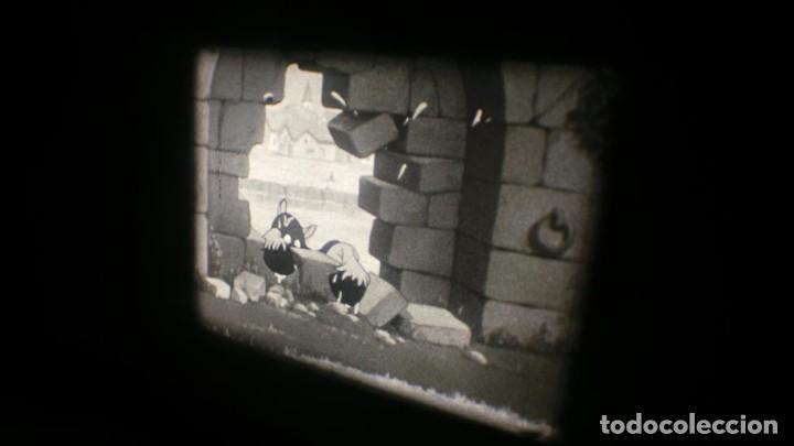Cine: BOBINA TRES CORTOMETRAJES-1 X 120 MTS-CLASICOS-WALT DISNEY SUPER 8 MM VINTAGE FILM # 352 - Foto 101 - 187945092