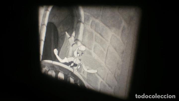 Cine: BOBINA TRES CORTOMETRAJES-1 X 120 MTS-CLASICOS-WALT DISNEY SUPER 8 MM VINTAGE FILM # 352 - Foto 117 - 187945092