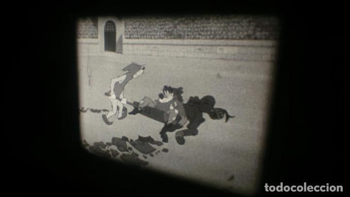 Cine: BOBINA TRES CORTOMETRAJES-1 X 120 MTS-CLASICOS-WALT DISNEY SUPER 8 MM VINTAGE FILM # 352 - Foto 131 - 187945092