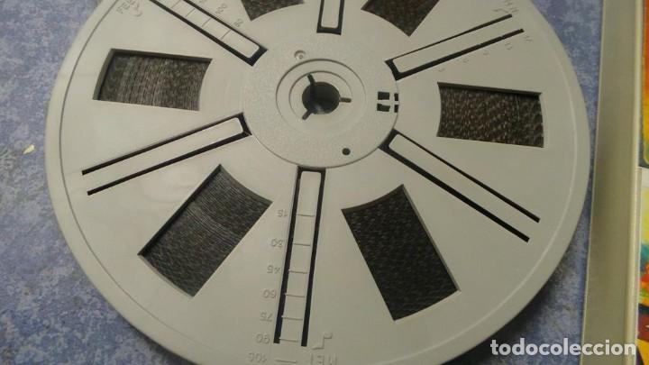 Cine: BOBINA TRES CORTOMETRAJES-1 X 120 MTS-CLASICOS-WALT DISNEY SUPER 8 MM VINTAGE FILM # 352 - Foto 7 - 187945092