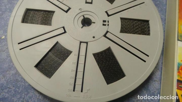 Cine: BOBINA TRES CORTOMETRAJES-1 X 120 MTS-CLASICOS-WALT DISNEY SUPER 8 MM VINTAGE FILM # 352 - Foto 10 - 187945092