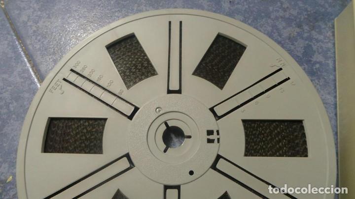 Cine: BOBINA TRES CORTOMETRAJES-1 X 120 MTS-CLASICOS-WALT DISNEY SUPER 8 MM VINTAGE FILM # 352 - Foto 13 - 187945092