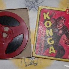 Cine: PELÍCULA KING KONG KONGA SUPER 8 KEN FILMS. Lote 168691524