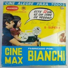 Cine: CINE MAX BIANCHI 8 + SUPER 8 AÑOS 70. Lote 171237357