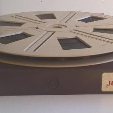 Cine: ANTIGUA PELÍCULA SUPER 8 MM - DOCUMENTAL REY DON JUAN CARLOS I - JURA DEL REY - EDICIÓN ESPECIAL. Lote 171643127