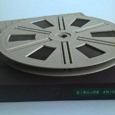 Cine: ANTIGUA PELÍCULA SUPER 8 MM - DIBUJOS ANIMADOS DE PORKY&CÍA. Lote 171643214