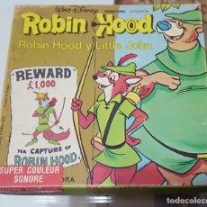 Cine: PELICULA SUPER 8 - ROBIN HOOD - WALT DISNEY. Lote 172455723