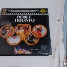 Cine: DOBLE TRIUNFO - 8 MM. Lote 172835322