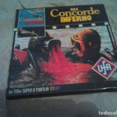 Cine: FILM SUPER 8 MM (CONCOR AFAR.) EN COLOR SONIDO EN ESPAÑOL 1 X 120 MT.CAJA ORIGINAL TERROR . Lote 173100994
