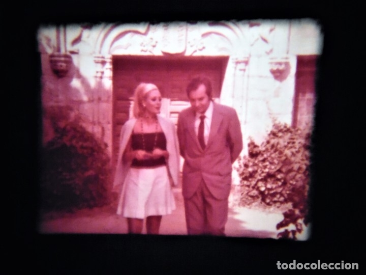 Cine: LA LLAMADA DEL VAMPIRO - LARGOMETRAJE SUPER 8 MM - POLIESTER Y SONIDO OPTICO - Foto 3 - 173741389