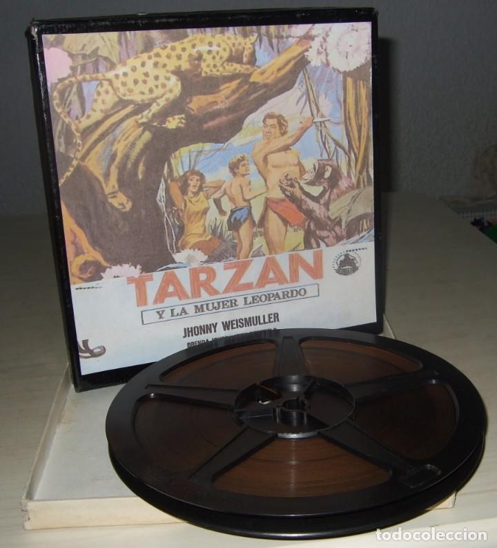PELICULA TARZAN SUPER 8 (Cine - Películas - Super 8 mm)