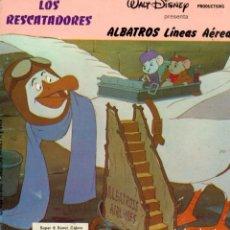 Cine: LOS RESCATADORES. ALBATROS. SUPER 8. 60 MTS. COLOR. SONORA ESPAÑOL.. Lote 174033372