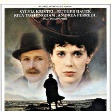 Cine: MISTERIOS ( MYSTERIES ) - SYLVIA KRISTEL , RUTGER HAUER . LARGOMETRAJE SUPER 8 MM - 4 X 180 M. Lote 175507702