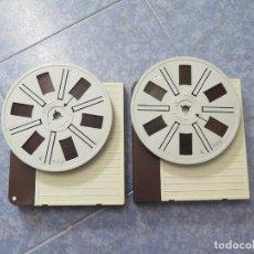 Cine: EL VIAJE DEL PETROLEO-DOCUMENTAL-SUPER 8 MM- 2 X 120 MTS-RETRO,VINTAGE FILM. Lote 176332587