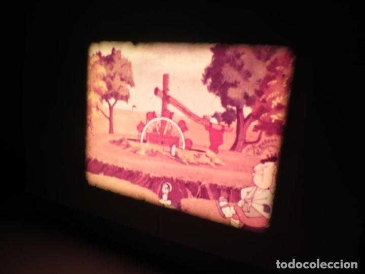 Cine: MORTADELO Y FILEMÓN(ENGAÑO A FILEMÓN )CORTO DIBUJOS ANIMADOS-SUPER 8 MM VINTAGE FILM - Foto 28 - 176333017