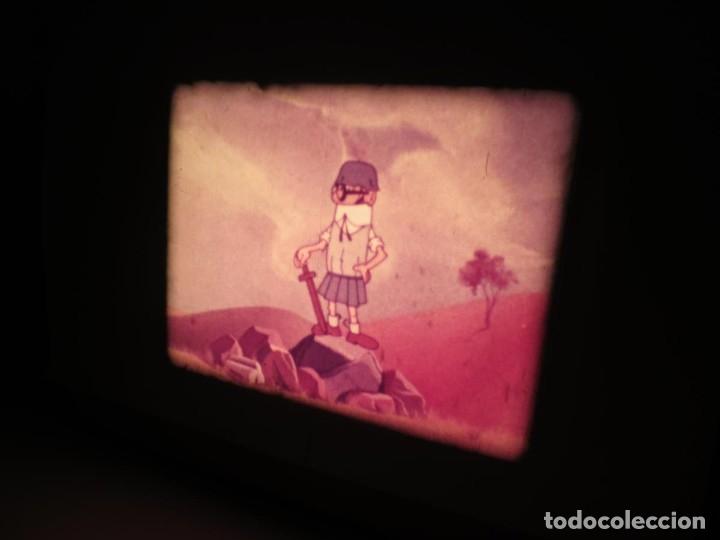 Cine: MORTADELO Y FILEMÓN(ENGAÑO A FILEMÓN )CORTO DIBUJOS ANIMADOS-SUPER 8 MM VINTAGE FILM - Foto 30 - 176333017