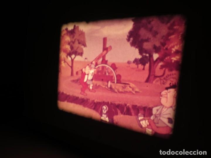 Cine: MORTADELO Y FILEMÓN(ENGAÑO A FILEMÓN )CORTO DIBUJOS ANIMADOS-SUPER 8 MM VINTAGE FILM - Foto 34 - 176333017