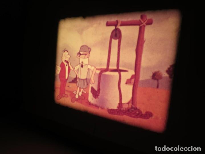 Cine: MORTADELO Y FILEMÓN(ENGAÑO A FILEMÓN )CORTO DIBUJOS ANIMADOS-SUPER 8 MM VINTAGE FILM - Foto 39 - 176333017