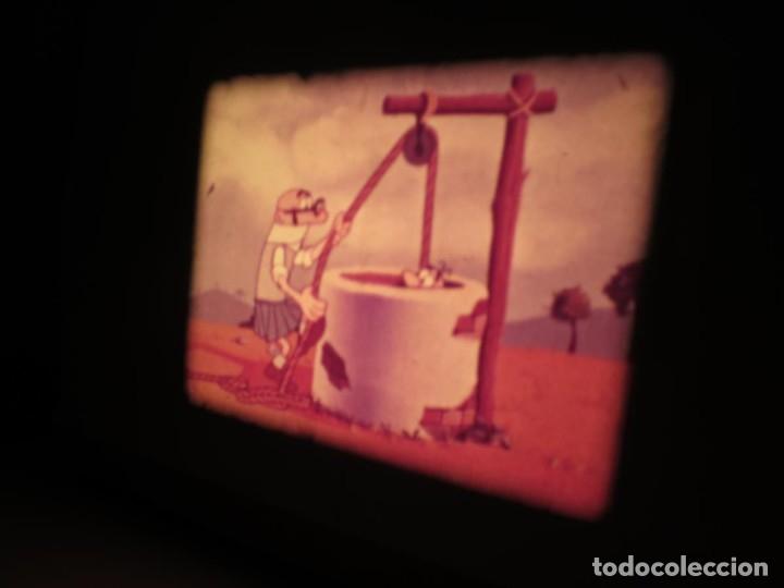 Cine: MORTADELO Y FILEMÓN(ENGAÑO A FILEMÓN )CORTO DIBUJOS ANIMADOS-SUPER 8 MM VINTAGE FILM - Foto 41 - 176333017