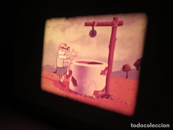Cine: MORTADELO Y FILEMÓN(ENGAÑO A FILEMÓN )CORTO DIBUJOS ANIMADOS-SUPER 8 MM VINTAGE FILM - Foto 42 - 176333017