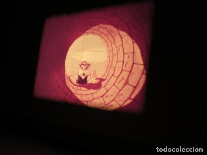 Cine: MORTADELO Y FILEMÓN(ENGAÑO A FILEMÓN )CORTO DIBUJOS ANIMADOS-SUPER 8 MM VINTAGE FILM - Foto 44 - 176333017