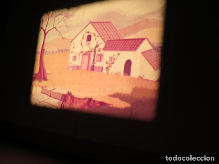 Cine: MORTADELO Y FILEMÓN(ENGAÑO A FILEMÓN )CORTO DIBUJOS ANIMADOS-SUPER 8 MM VINTAGE FILM - Foto 47 - 176333017