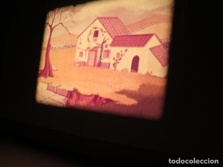 Cine: MORTADELO Y FILEMÓN(ENGAÑO A FILEMÓN )CORTO DIBUJOS ANIMADOS-SUPER 8 MM VINTAGE FILM - Foto 48 - 176333017
