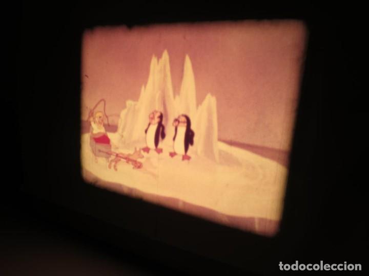Cine: MORTADELO Y FILEMÓN(ENGAÑO A FILEMÓN )CORTO DIBUJOS ANIMADOS-SUPER 8 MM VINTAGE FILM - Foto 74 - 176333017