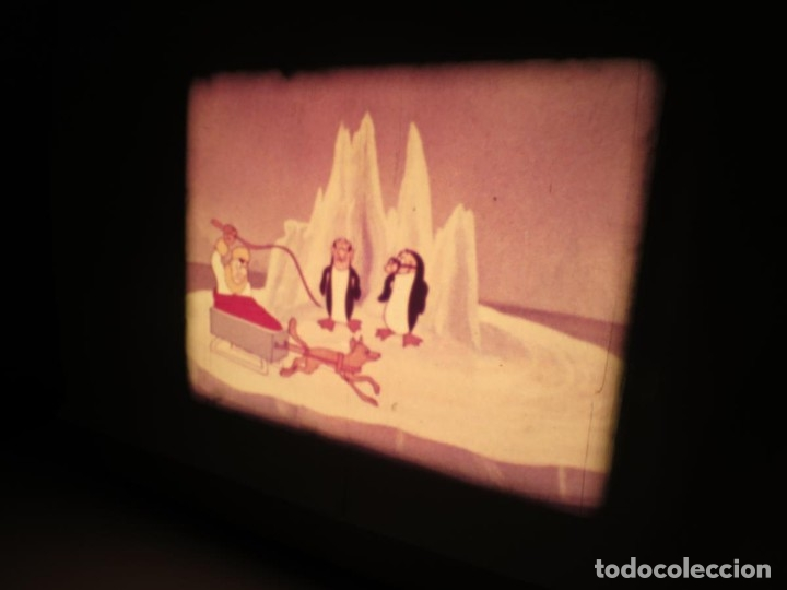 Cine: MORTADELO Y FILEMÓN(ENGAÑO A FILEMÓN )CORTO DIBUJOS ANIMADOS-SUPER 8 MM VINTAGE FILM - Foto 75 - 176333017