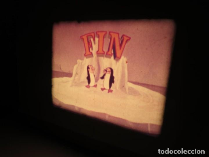 Cine: MORTADELO Y FILEMÓN(ENGAÑO A FILEMÓN )CORTO DIBUJOS ANIMADOS-SUPER 8 MM VINTAGE FILM - Foto 77 - 176333017
