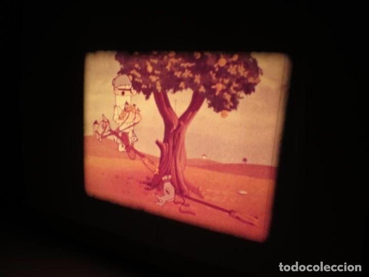 Cine: MORTADELO Y FILEMÓN(ENGAÑO A FILEMÓN )CORTO DIBUJOS ANIMADOS-SUPER 8 MM VINTAGE FILM - Foto 94 - 176333017