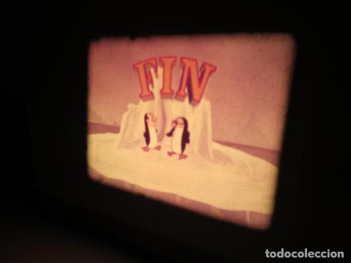 Cine: MORTADELO Y FILEMÓN(ENGAÑO A FILEMÓN )CORTO DIBUJOS ANIMADOS-SUPER 8 MM VINTAGE FILM - Foto 97 - 176333017