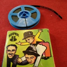 Cine: LOS DETECTIVES SUPER 8 MM. SONORA. Lote 176363499