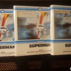 Cine: SUPER 8 - SUPERMAN (1978) - RESUMEN EN TRES BOBINAS DE 120M - EN CASTELLANO - MEDIOMETRAJE. Lote 178225076